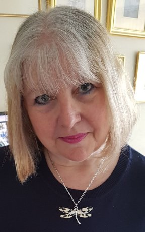 Co-Author of Only One Woman, Jane Risdon