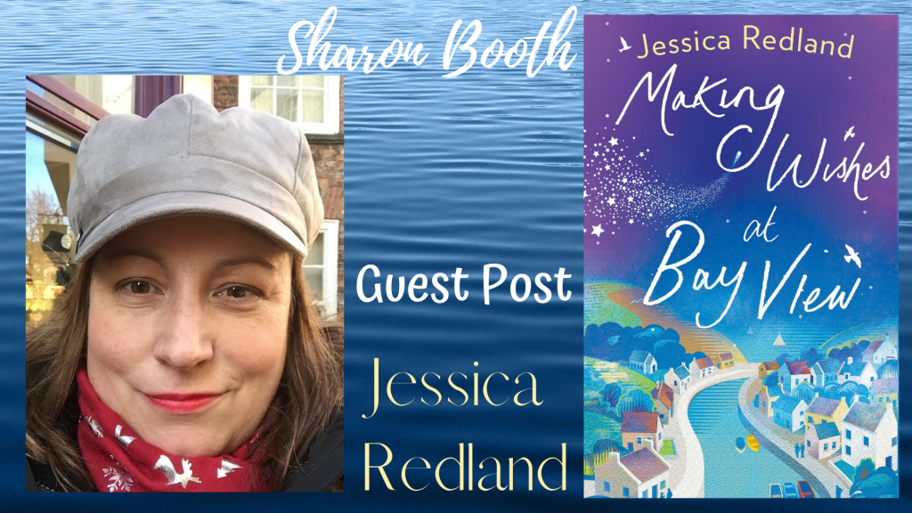 Guest Post: Publication Day for Making Wishes at Bay View by Jessica Redland