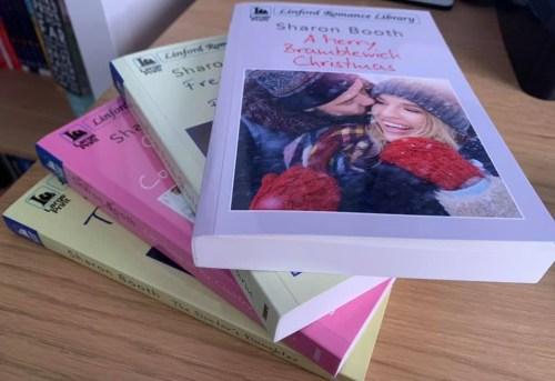 Four Bramblewick novels as Linford romances