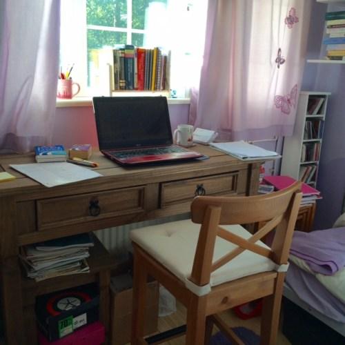 Lynne Shelby Where I Write