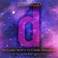 AtoZ Challenge D