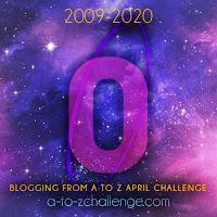 AtoZChallenge O is for ...