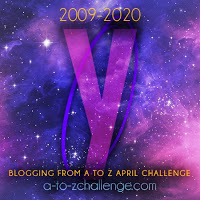 AtoZChallenge Y is For ...