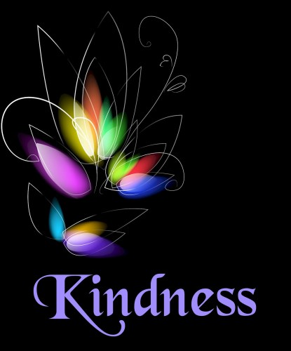 A to Z challenge K is for kindness