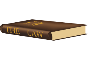 A to Z Challenge L is for Law