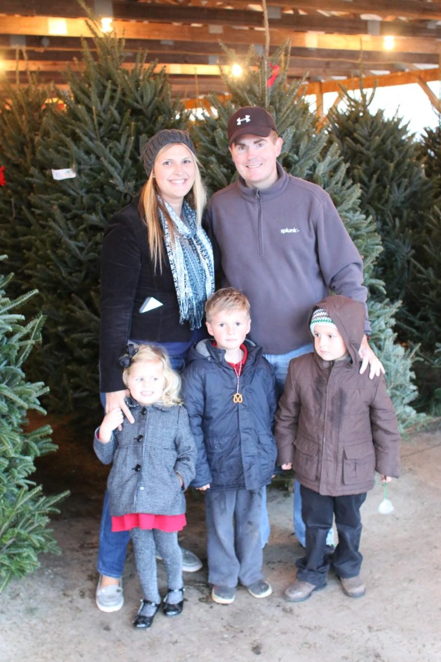 The Christiansens 2015 Christmas