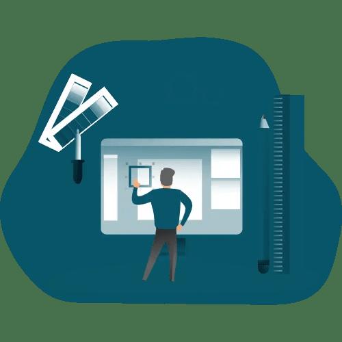 אתר מכירות אונליין - אפיון ועיצוב מותאם לעסק שלך