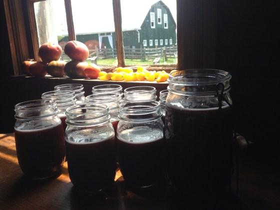 Elderberry Syrup-cooling