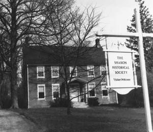 Gay Hoyt House- Sharon Historical Society