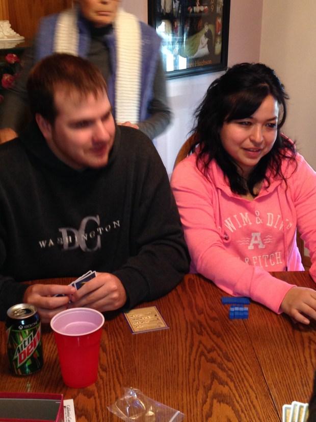Tanner and Sara