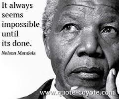 Mandela impossible
