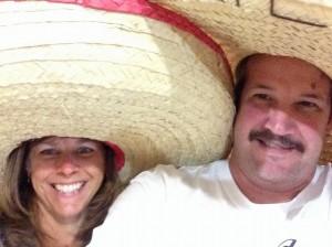 Having fun in Cabo, Mexico - December 2014