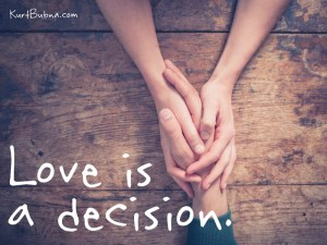 Love-is-a-decision