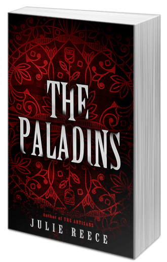 The Paladins Cover