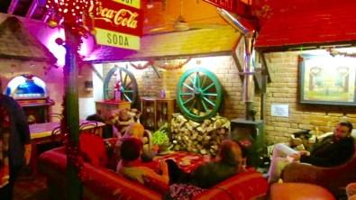 Smokey Joe's - unique venue!