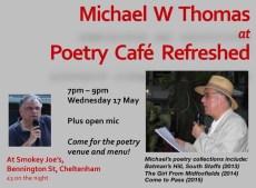 Michael W Thomas