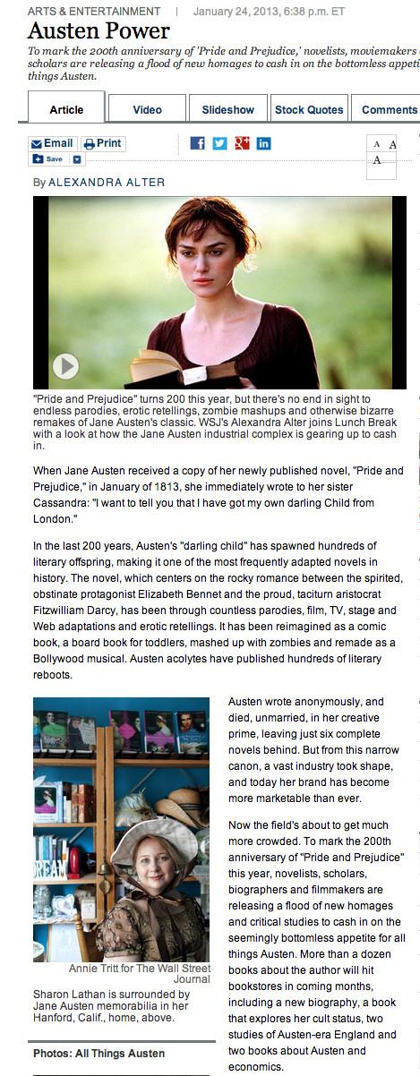 AustenPower WSJ pg1
