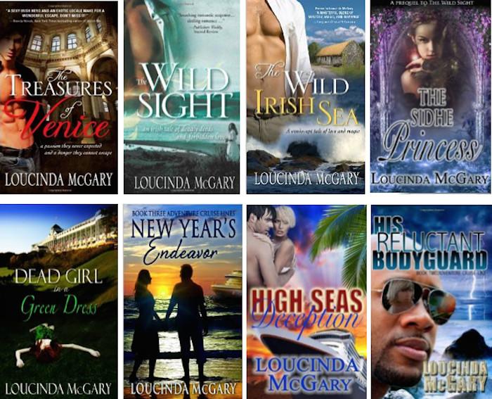Mcgary novels