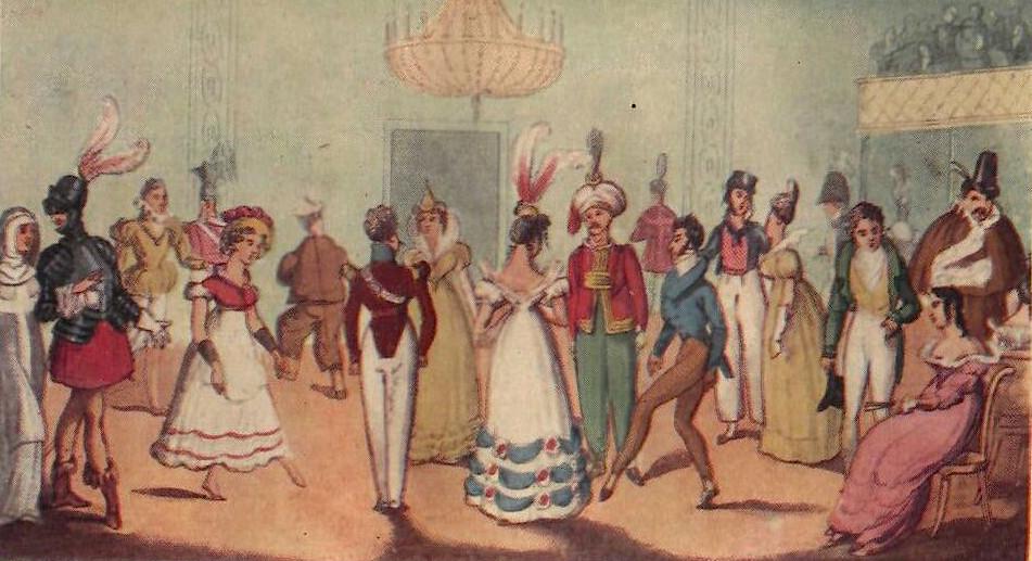Almacks 1828