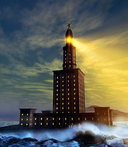 Lighthouse of Alexandria: Pharos of Alexandria