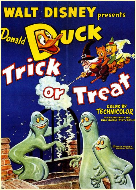 Disney tricktreat 1952
