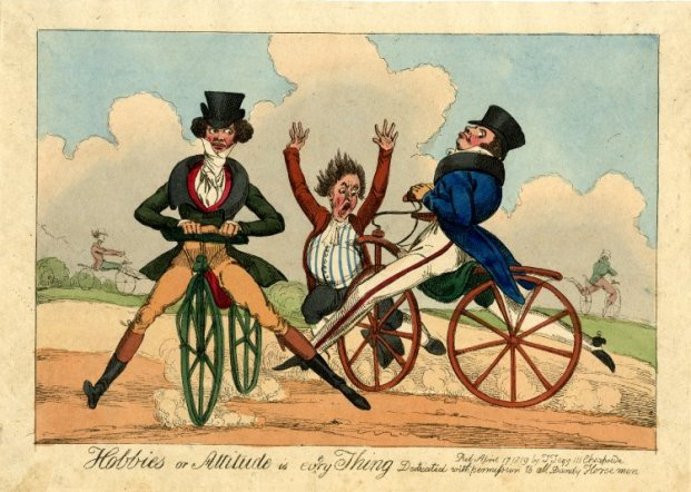 hobby-horse collision