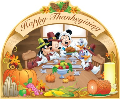 thanksgiving disney