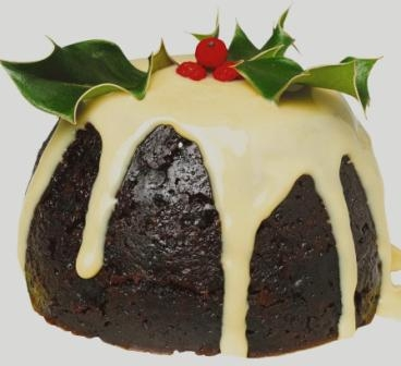The Centerpiece: Christmas Plum Pudding