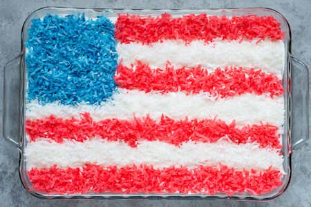 American-Flag-Coconut-Cake
