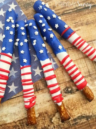 american-flag-pretzels