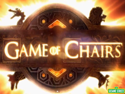 Muppets: Game of Chairs