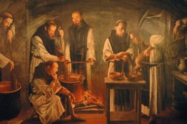 monks-cooking-chocolate