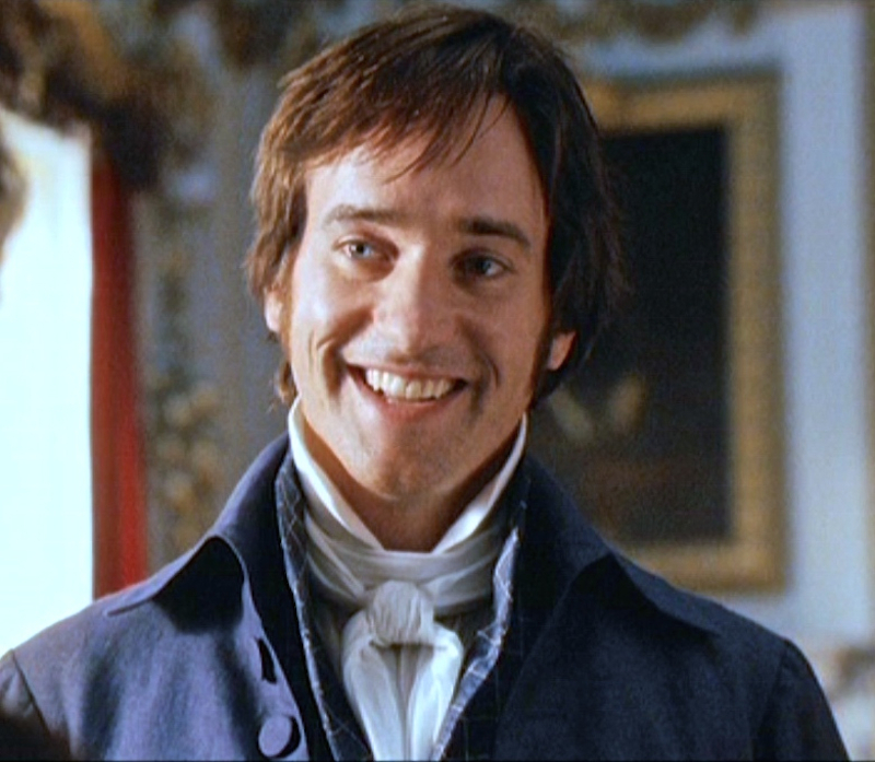 Mr. Darcy was my Christmas gift in 2020