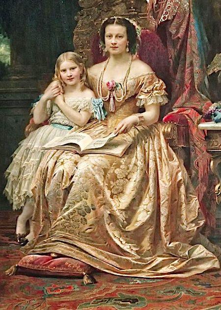 Queen of Hanover Marie of Saxe-Altenburg