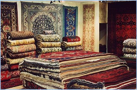 Carpets and Rugs: A History of Floor Coverings