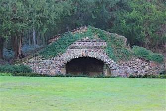 Clandon Park grotto