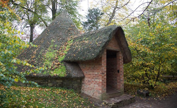 Croome icehouse