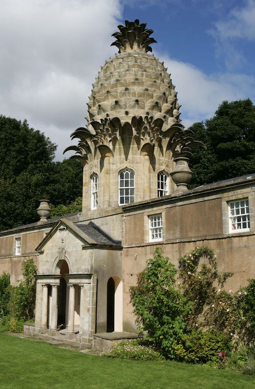 Dunmore Pineapple, Stirlingshire 1770