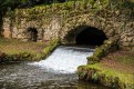 Another cascade at Fountains Abbey