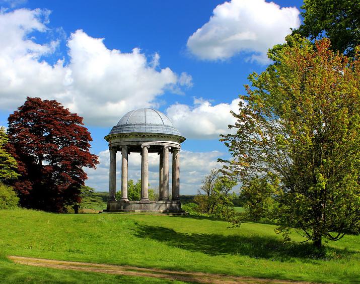 Rotunda at Petworth House, 1766