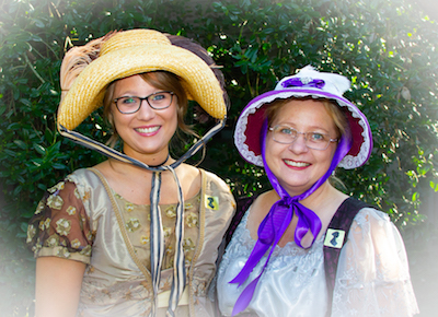Sharing My Recent Fun at the Jane Austen Festival in Louisville
