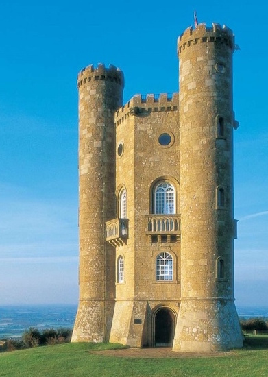 Broadway Tower Worcestershire1790