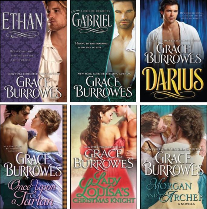 Burrowes novels