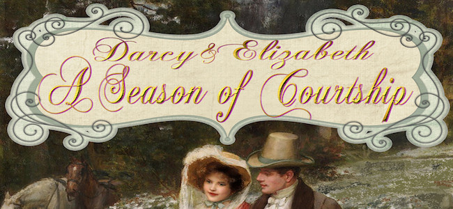 COVER REVEAL: Darcy & Elizabeth: A Season of Courtship