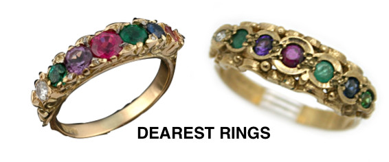 Spell Your Love with Gemstones