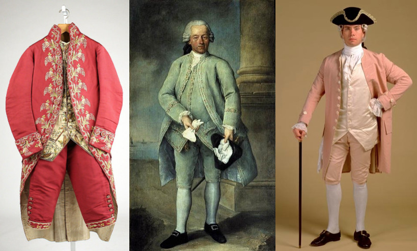 Georgian suits