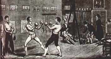 Jackson boxing