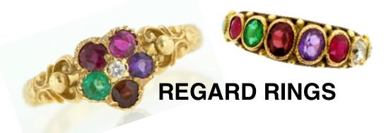 Regard rings