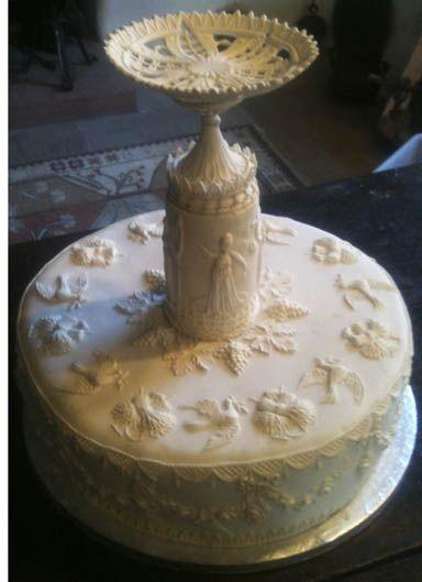 Victorian cake
