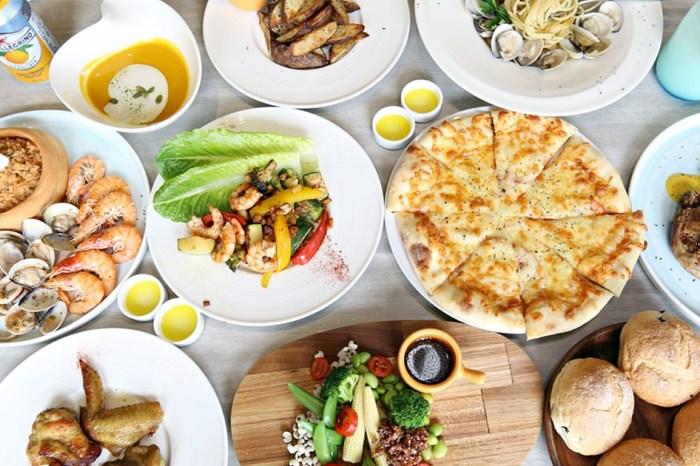 摩吉斯烘焙樂園 歡樂分享餐讓相聚時光更美好 二樓親子閱覽空間全新推出
